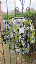 Scoop Neck 3/4 Sleeve Floral Jumpers & Cardigans for Women