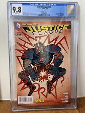 Justice League #30 1:25 MAD Variant CGC 9.8 - 2nd Cameo Jessica Cruz DC RARE HTF