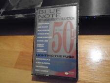 SEALED RARE OOP Blue Note 50th Ann. CASSETTE TAPE jazz Stanley Jordan EARL KLUGH