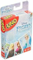 Disney Frozen UNO Card Game Brand new sealed package Mattel Games