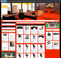 Amazon Affiliate Ready Made Website Office Furniture Store