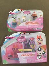 The Power Puff Girls Lot~Townsville Pack & Blossom -Belle ~ New in Pack