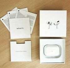 NEW Apple AirPods pro wireless in-ear headsets - white