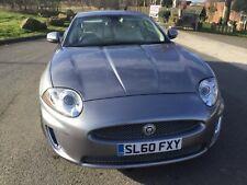 2010 Jaguar XK 5.0 Portfoilio auto Grey 43000 MILES FSH WHITE LEATHER