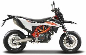 KTM 690 SMC R, Maisto Motorrad Modell 1:18