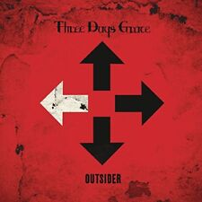 THREE DAYS GRACE CD - OUTSIDER (2018) - NEW UNOPENED - ROCK - RCA