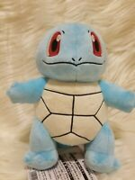 Pokemon Center Original 2018 Squirtle Plush doll from Japan