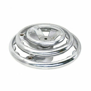 """3"""" - 6"""" Dish Spoked Chrome-plated Cast Iron Hand Wheel for Lathe Milling Grinder"""