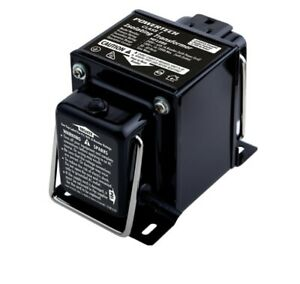 Powertech Class I AC CONVERTER 230v - 115v 120w ISOLATING TRANSFORMER MF 1080