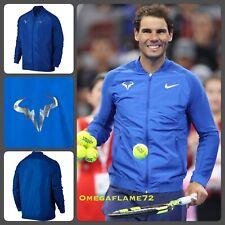 Nike court RAFA Rafael Nadal, China Open Tennis Jacket, Sz Med, 856465-433,