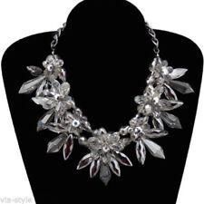 50-59.99 cm Modeschmuck-Halsketten & -Anhänger mit Kristall für Damen