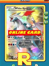 White Kyurem - Promo XY81 - for Pokemon TCG Online (DIGITAL ptcgo in Game Card)