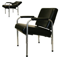 Shampoo Chair Auto Reclining Barber Hair Styling Beauty Salon Spa Equipment