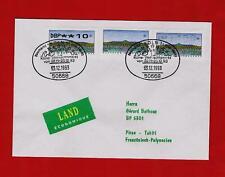 """Leerdruck SST Französisch-Polynesien 1993 """"Schloß Sanssouci"""" ATM"""