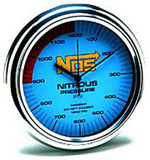 NOS 19350 Nitrous Oxide Systems Wall Clock