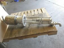 Graco Stainless Pump With Air Motor 8291000j Used
