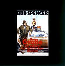 Der Große mit seinem außerirdischen Kleinen ORIGINAL Kino-Dia / Film-Dia Spencer