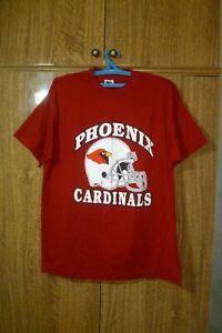 Phoenix Cardinals Arizona Trench NFL Shirt USA Red Football Men Size XL/ 46-48