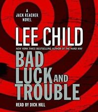 Lee CHILD / (Jack Reacher 11) BAD LUCK and TROUBLE      [ Audiobook ]