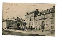 CPA-Carte Postale-France- Neris les Bains -Etablissement Thermal  en 1919