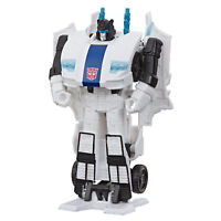 Transformers Cyberverse Action Attackers: 1-Step Autobot Jazz Action Figure