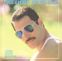 Freddie Mercury - Mr. Bad Guy - CD album 1985
