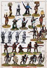 28mm European Adventurers Column, Congo African Adventures, Colonial, Skirmish