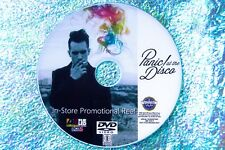 Panic! At The Disco In-Store Promotional Music Video DVD 2006-2016 Reel