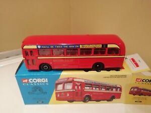 Corgi Classics Western Welsh Leyland Olympian Bus Set