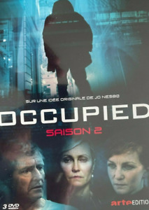 COFFRET 3 DVD - OCCUPIED, SAISON 2 / NEUF