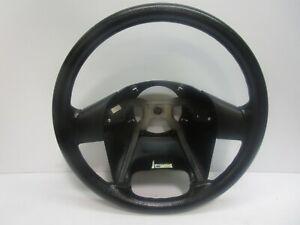 03-06 Wrangler TJ Black Rubber Steering Wheel Assembly 4 Spoke Factory OEM