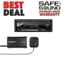Kenwood eXcelon KDC-X998 Car CD Bluetooth KDCX998 FREE SXV300 SiriusXM Tuner!