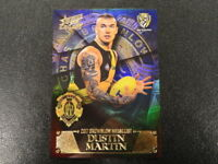 2018 AFL SELECT LEGACY 2017 BROWNLOW MEDALLIST MW1 DUSTIN MARTIN