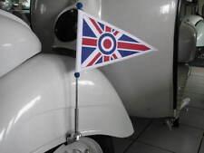 Super Clip on Antenna - Vespa LML Modena Ulma Vigano fits mudguard bumper AN.003