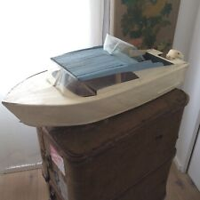 Maquette bateau en bois 53 cm