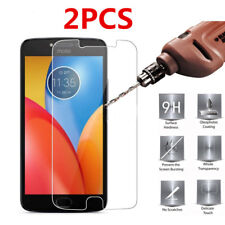 2-Pack Premium Tempered Glass Screen Protector Film For Motorola Moto E4 Plus