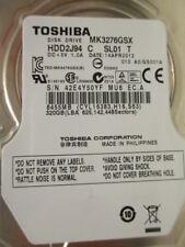 320 gb toshiba mk3276gsx | 14apr2012 hdd2j94 C sl01 t gs001a discoteca rigido +073
