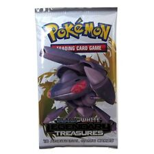 1x Pokemon Black and White LEGENDARY TREASURES Booster Pack (10 Cards)