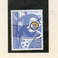 Chipre Futbol Centenario FIFA Variedades y Errores serie año 2004 (DR-810)