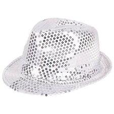 Cappelli e copricapi Smiffys argento per carnevale e teatro dalla Cina