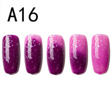 6mlthermal Nail Polish Peel off Temperature Color Changing Varnish Manicurejx A1