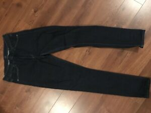 Citizens of Humanity Carlie High Rise Skinny Jeans Size 32 dark Blue