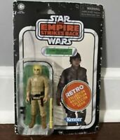 Star Wars Empire Strikes Back  Retro Collection Luke Skywalker Bespin Wave 2 NEW
