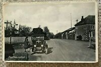 THE CROSS LYDFORD VINTAGE POSTCARD OLD PHOTOGRAPH UNPOSTED THE RAP CO LTD LONDON