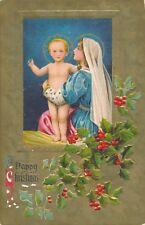 CHRISTMAS – Madonna and Child