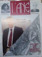 L'âne Le magazine freudien N° 46 1991 Psychanalyse Philosophes allemands Scott