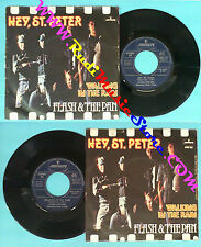 LP 45 7'' FLASH & THE PAN Hey st peter Walking in the rain 1977 no cd mc dvd (*)