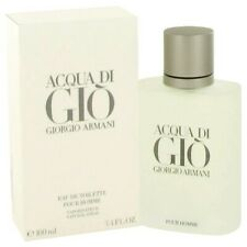 ACQUA DI GIO by Giorgio Armani for men cologne edt 3.4 oz 3.3 New in Box