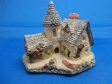 DAVID WINTER VICARAGE HAND MADE PAINTED COTTAGE STAFFORDSHIRE UK 1985 RETIRED
