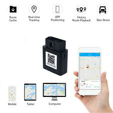 Subscription Car Gps Tracker 3G Real Time Anti Theft Track Device Plug n Play
